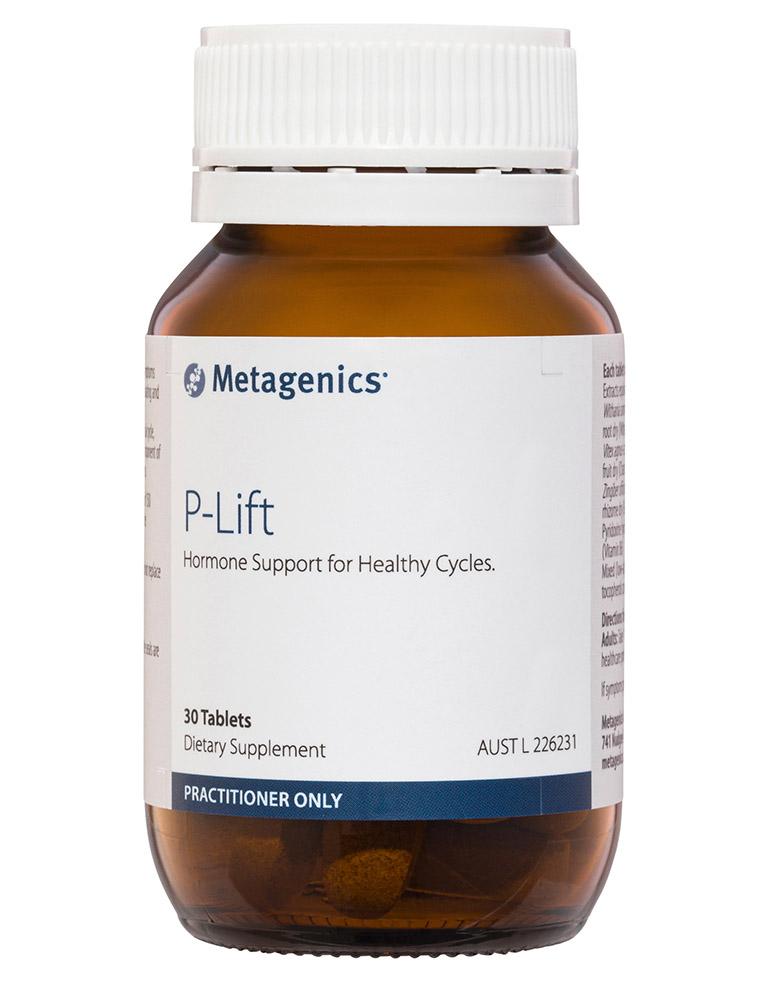 Metagenics P-Lift 30 Tablets-1